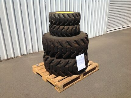 Unused John Deere Rims & tyres Penrith Penrith Area Preview