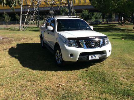 Nissan Navara ST 2013