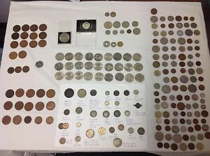 Grandmothers coin collection - less than $1 per coin! Gerringong Kiama Area Preview