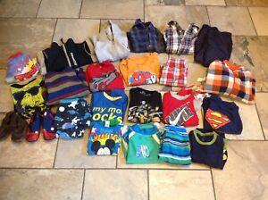 Boys size 4 lot 2