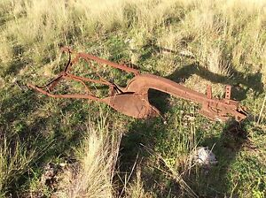 Single furrow road plough Gowrie Junction Toowoomba Surrounds Preview