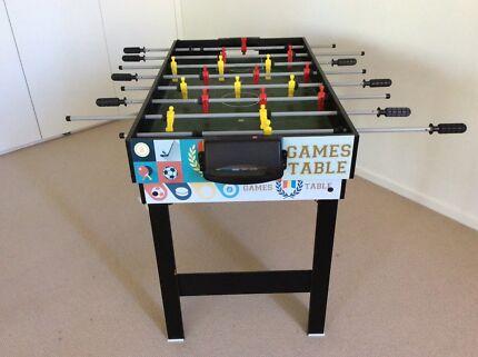 Children's games table