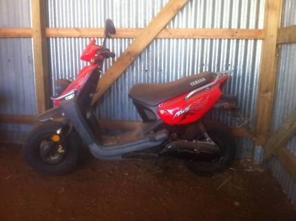 Yamaha Beewee 100cc scooter