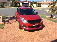 2014 Suzuki Swift Hatchback Tuncurry Great Lakes Area Preview