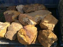 SANDSTONE ROCKS / BOULDERS - LARGE AND SMALL - CHEAP Cecil Park Liverpool Area Preview