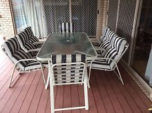 Outdoor Table & Chair Set Ormeau Hills Gold Coast North Preview