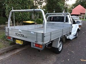 2011 Toyota Hilux Ute Daceyville Botany Bay Area Preview
