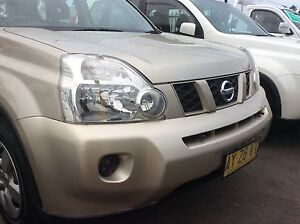 2008 Nissan X-trail ST 4x4 Automatic Wagon Sandgate Newcastle Area Preview