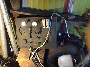 32 volt generator, and switch board Oakford Serpentine Area Preview