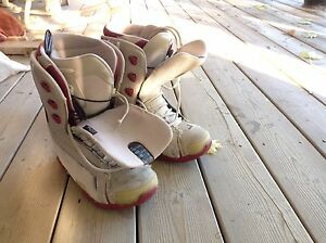 Used women's snowboard boots