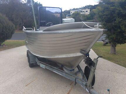 6.1mtr custom made Parker boat