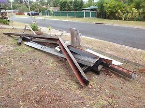 Scrap metal / roof gutter Nerang Gold Coast West Preview