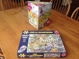 Puzzles Jan van HAASTEREN