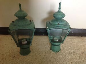 Lamps - outside - NEW