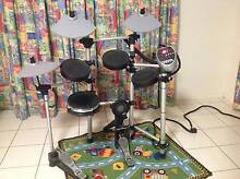 Ashton electronic drumkit Townsville City Preview
