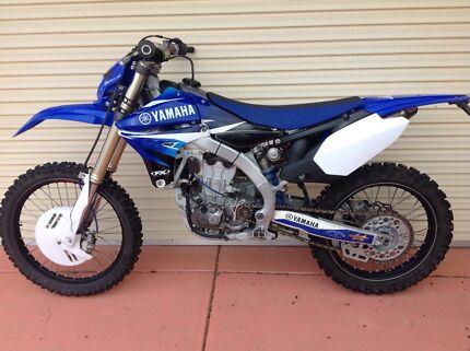 2012 Yz450