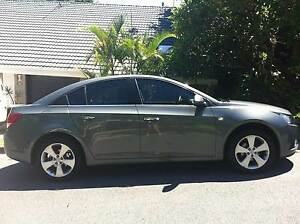 2009 Holden Cruze CDX Leather interior, Registered with Books St Albans Brimbank Area Preview