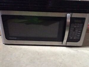 Danby over the range microwave