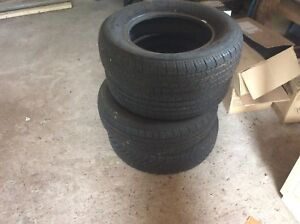 95SP205/70R15. M&S.  MATRIX
