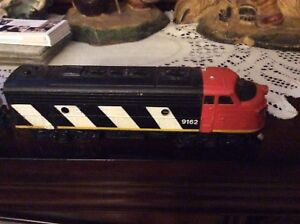 Model Electric Train Engines