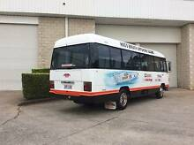TOYOTA COASTER CAMPERVAN Capalaba Brisbane South East Preview