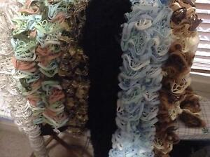 8 fancy crouched scarves Grafton Clarence Valley Preview