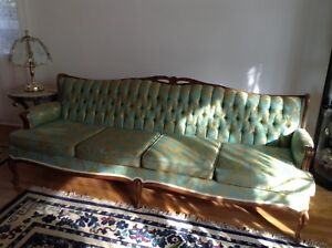 70's style French Provencial sofa
