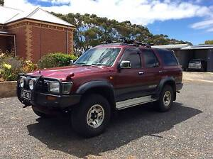 1994 Toyota Hilux SURF SSRG 3 LTR TURBO DIESEL Moriac Surf Coast Preview
