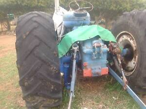 Two Fordson Major Tractors Douglas Park Wollondilly Area Preview