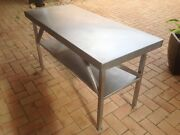 Work bench stainless steel Bibra Lake Cockburn Area Preview