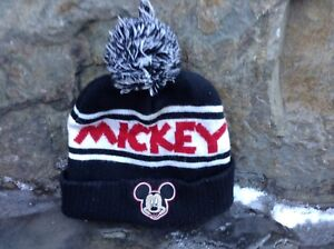 "Disney ""Mickey Mouse"" Toque, good condition"