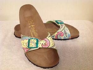 "Brand New Ladies Birkenstock ""Papillio"" Sandals Sz 11.5"