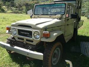 1984 Toyota LandCruiser Tamworth Surrounds Preview