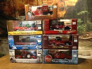 Lot Camions Canadian Tire