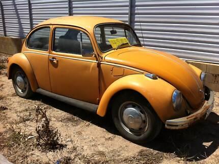 1975 Volkswagen Beetle Port Vincent Yorke Peninsula Preview