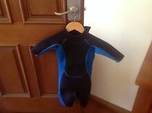 Boys wetsuit size 5 to 6 and 7 to 8 Belmont North Lake Macquarie Area Preview