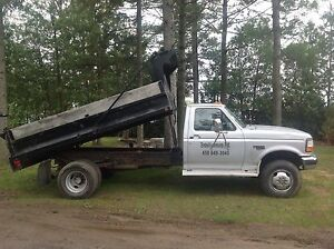 Ford F350 1994 dompeur