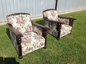 Jacobean lounge suite Naracoorte Naracoorte Area Preview