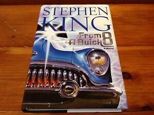Book Stephen King, From a buick 8, Novel
