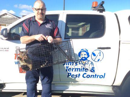 Jim's Termite & Pest Control Franchises Sydney