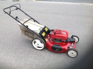 Toro Recycler self propelled lawnmower 6.5 HP engine  with bag
