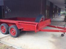 Dual wheel trailer Murchison Outer Shepparton Preview