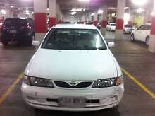 1999 Nissan Pulsar Sedan White 1999.00 (Negotiable) Rochedale South Brisbane South East Preview