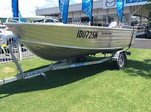 2009 425 Ally Craft Reel Mate with 30HP Mariner motor Inverell Inverell Area Preview