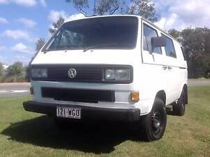 UPDATE: 1990 Volkswagen Transporter Kombi Van/Minivan Ormeau Gold Coast North Preview