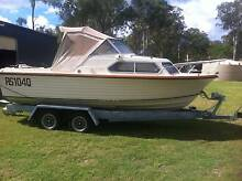 5.8m Cruise Craft Half Cabin Jimboomba Logan Area Preview