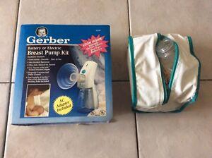 Gerber Breast Pump Kit