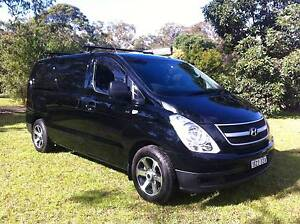 2011 Hyundai iLoad Van Summerland Point Wyong Area Preview