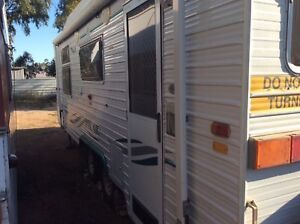 For sale a 2005, 20ft, Traveller caravan Port Pirie Port Pirie City Preview