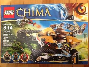 Lego Legends of Chima - Laval's Royal Fighter